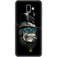 Силиконовый чехол BoxFace Samsung J610 Galaxy J6 Plus 2018 Rich Monkey (35408-up2438)