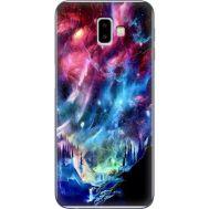 Силиконовый чехол BoxFace Samsung J610 Galaxy J6 Plus 2018 Northern Lights (35408-up2441)