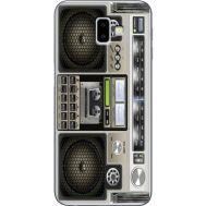 Силиконовый чехол BoxFace Samsung J610 Galaxy J6 Plus 2018 Old Boombox (35408-up2446)