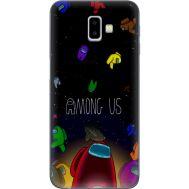 Силиконовый чехол BoxFace Samsung J610 Galaxy J6 Plus 2018 Among Us (35408-up2456)