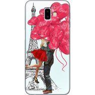 Силиконовый чехол BoxFace Samsung J610 Galaxy J6 Plus 2018 Love in Paris (35408-up2460)