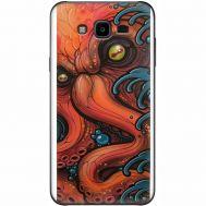 Силиконовый чехол BoxFace Samsung J700H Galaxy J7 Octopus (24496-up2429)