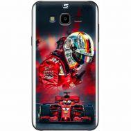 Силиконовый чехол BoxFace Samsung J700H Galaxy J7 Racing Car (24496-up2436)
