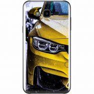 Силиконовый чехол BoxFace Samsung J700H Galaxy J7 Bmw M3 on Road (24496-up2439)