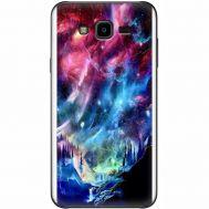 Силиконовый чехол BoxFace Samsung J700H Galaxy J7 Northern Lights (24496-up2441)