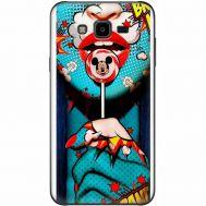 Силиконовый чехол BoxFace Samsung J700H Galaxy J7 Girl Pop Art (24496-up2444)