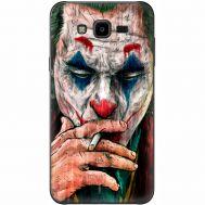 Силиконовый чехол BoxFace Samsung J700H Galaxy J7 Джокер (24496-up2448)