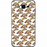 Силиконовый чехол BoxFace Samsung J700H Galaxy J7 Pringles Princess (24496-up2450)