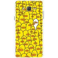 Силиконовый чехол BoxFace Samsung J500H Galaxy J5 Yellow Ducklings (25242-up2428)