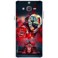 Силиконовый чехол BoxFace Samsung J500H Galaxy J5 Racing Car (25242-up2436)