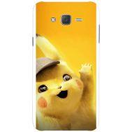 Силиконовый чехол BoxFace Samsung J500H Galaxy J5 Pikachu (25242-up2440)