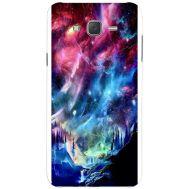 Силиконовый чехол BoxFace Samsung J500H Galaxy J5 Northern Lights (25242-up2441)