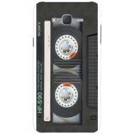 Силиконовый чехол BoxFace Samsung J500H Galaxy J5 Старая касета (25242-up2445)