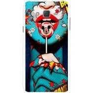 Силиконовый чехол BoxFace Samsung J500H Galaxy J5 Girl Pop Art (25242-up2444)
