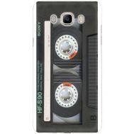 Силиконовый чехол BoxFace Samsung J710 Galaxy J7 2016 Старая касета (25138-up2445)