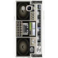 Силиконовый чехол BoxFace Samsung J710 Galaxy J7 2016 Old Boombox (25138-up2446)