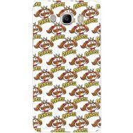 Силиконовый чехол BoxFace Samsung J710 Galaxy J7 2016 Pringles Princess (25138-up2450)