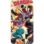 Силиконовый чехол BoxFace Samsung J710 Galaxy J7 2016 Deadpool and Mary Jane (25138-up2454)