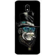 Силиконовый чехол BoxFace Samsung J730 Galaxy J7 2017 Rich Monkey (30576-up2438)