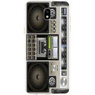 Силиконовый чехол BoxFace Samsung J730 Galaxy J7 2017 Old Boombox (30576-up2446)
