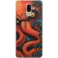 Силиконовый чехол BoxFace Samsung J810 Galaxy J8 2018 Octopus (34856-up2429)
