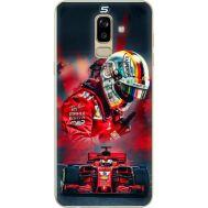 Силиконовый чехол BoxFace Samsung J810 Galaxy J8 2018 Racing Car (34856-up2436)