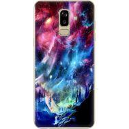 Силиконовый чехол BoxFace Samsung J810 Galaxy J8 2018 Northern Lights (34856-up2441)