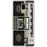 Силиконовый чехол BoxFace Samsung J810 Galaxy J8 2018 Old Boombox (34856-up2446)