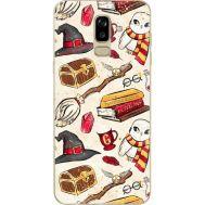 Силиконовый чехол BoxFace Samsung J810 Galaxy J8 2018 Magic Items (34856-up2455)