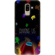 Силиконовый чехол BoxFace Samsung J810 Galaxy J8 2018 Among Us (34856-up2456)
