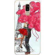 Силиконовый чехол BoxFace Samsung J810 Galaxy J8 2018 Love in Paris (34856-up2460)