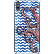 Силиконовый чехол BoxFace Samsung M305 Galaxy M30 Sea Tentacles (36973-up2430)