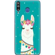 Силиконовый чехол BoxFace Samsung M305 Galaxy M30 Cold Llama (36973-up2435)