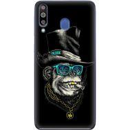 Силиконовый чехол BoxFace Samsung M305 Galaxy M30 Rich Monkey (36973-up2438)