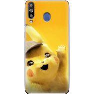 Силиконовый чехол BoxFace Samsung M305 Galaxy M30 Pikachu (36973-up2440)