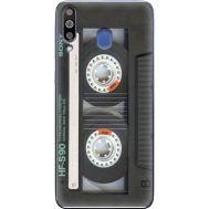 Силиконовый чехол BoxFace Samsung M305 Galaxy M30 Старая касета (36973-up2445)