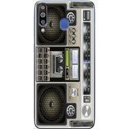 Силиконовый чехол BoxFace Samsung M305 Galaxy M30 Old Boombox (36973-up2446)