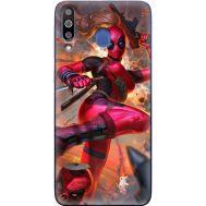 Силиконовый чехол BoxFace Samsung M305 Galaxy M30 Woman Deadpool (36973-up2453)