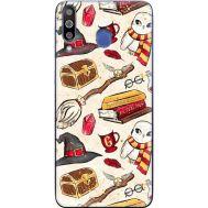 Силиконовый чехол BoxFace Samsung M305 Galaxy M30 Magic Items (36973-up2455)