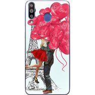 Силиконовый чехол BoxFace Samsung M305 Galaxy M30 Love in Paris (36973-up2460)