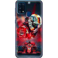 Силиконовый чехол BoxFace Samsung M315 Galaxy M31 Racing Car (39091-up2436)