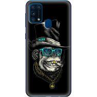 Силиконовый чехол BoxFace Samsung M315 Galaxy M31 Rich Monkey (39091-up2438)