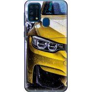 Силиконовый чехол BoxFace Samsung M315 Galaxy M31 Bmw M3 on Road (39091-up2439)
