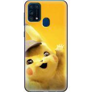 Силиконовый чехол BoxFace Samsung M315 Galaxy M31 Pikachu (39091-up2440)