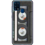 Силиконовый чехол BoxFace Samsung M315 Galaxy M31 Старая касета (39091-up2445)