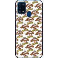 Силиконовый чехол BoxFace Samsung M315 Galaxy M31 Pringles Princess (39091-up2450)