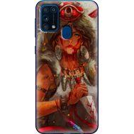 Силиконовый чехол BoxFace Samsung M315 Galaxy M31 Принцесса Мононоке (39091-up2451)