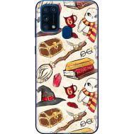 Силиконовый чехол BoxFace Samsung M315 Galaxy M31 Magic Items (39091-up2455)