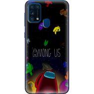 Силиконовый чехол BoxFace Samsung M315 Galaxy M31 Among Us (39091-up2456)