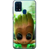 Силиконовый чехол BoxFace Samsung M315 Galaxy M31 Groot (39091-up2459)